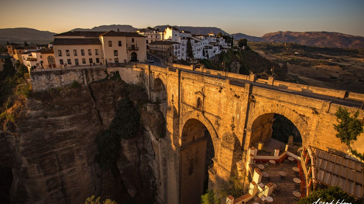 6 reasons why Ronda bridge view accommodation is worth it