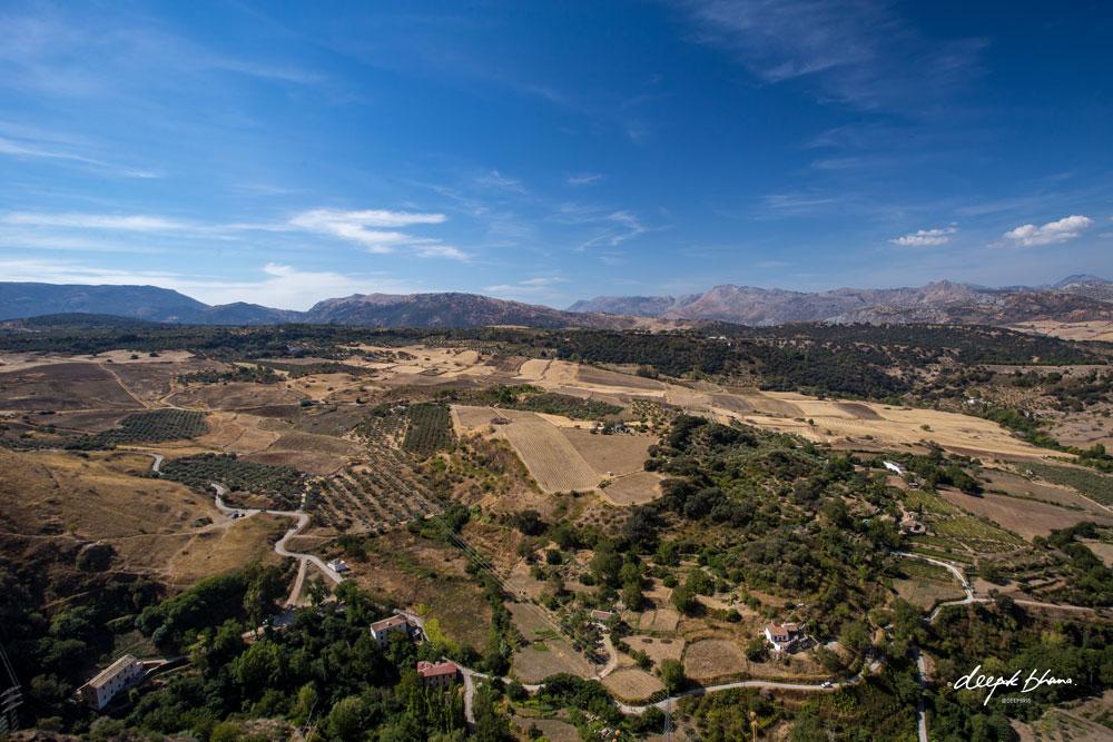 Andalucia-landscape-Ronda-Spain