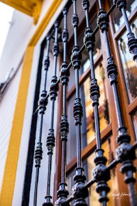 Seveille-spain-wrought-iron-window
