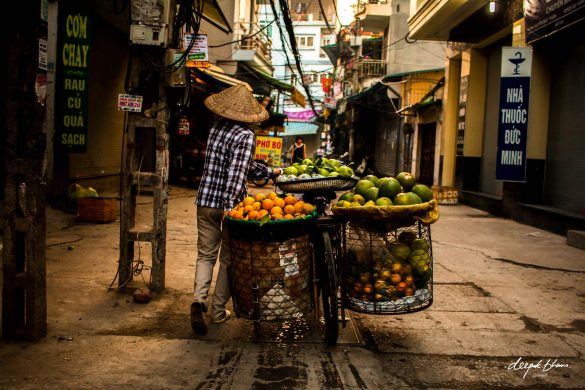 Hanoi-hawker-pushing-fresh-produce
