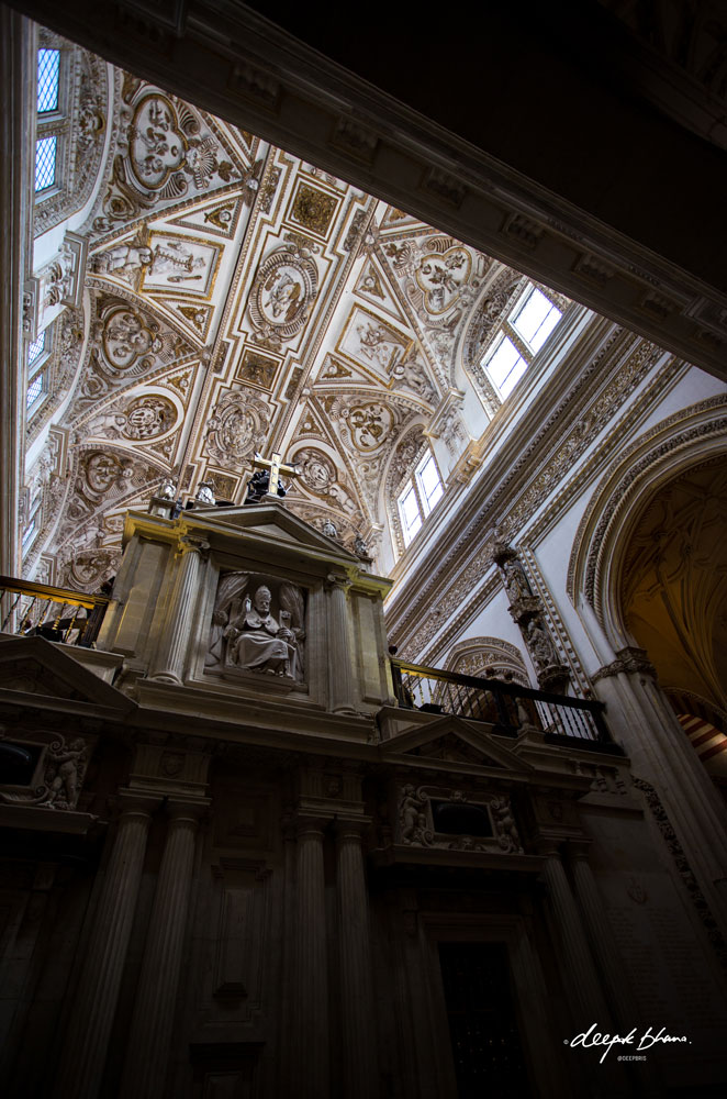 Cordoba-Spain-Mosque-Cathedral-light-and-dark