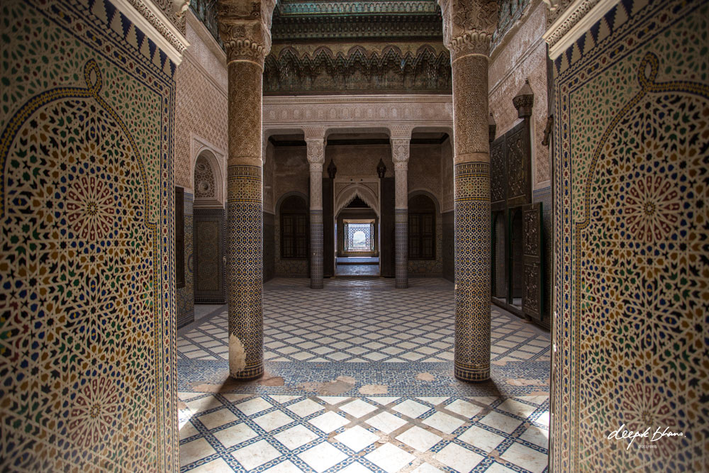 The Telouet kasbah in Morocco: photos of ancient grandeur