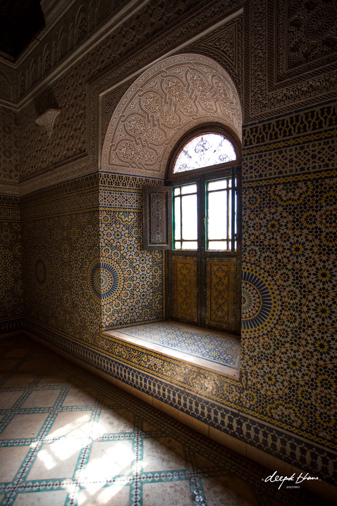 the-Telouet_Kasbah-Morocco-inside-window-tiles-designs
