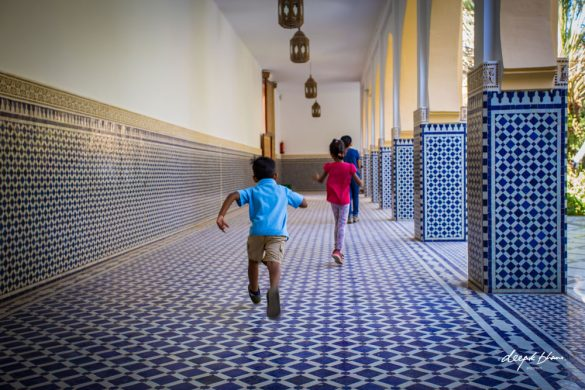 Todayfarer-family-Morocco-running-on-tiles