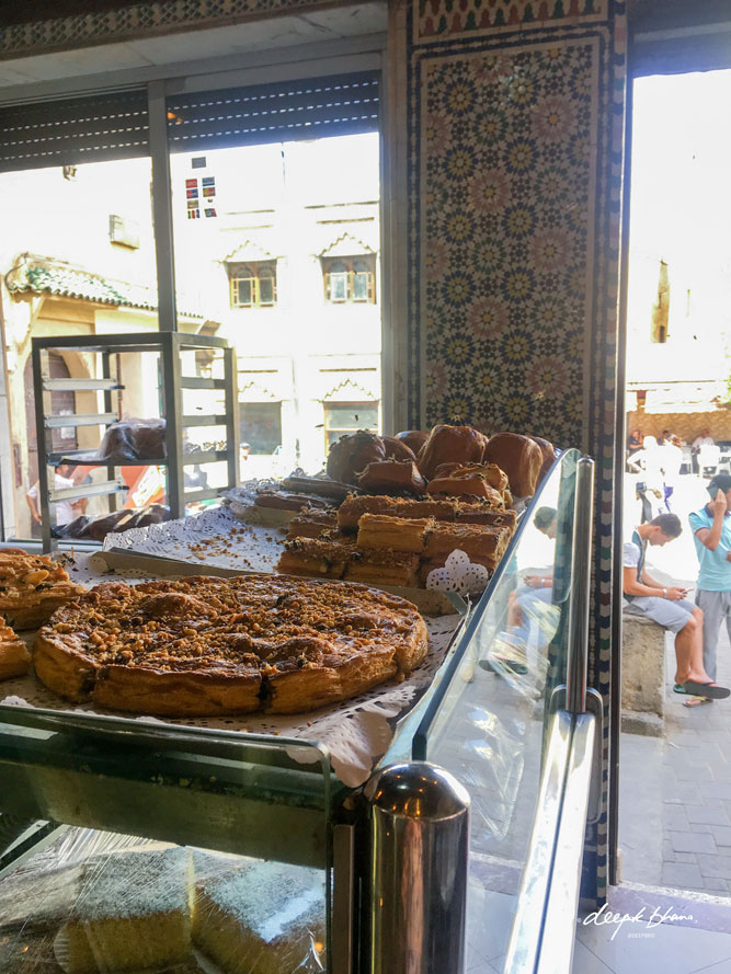 Todayfarer-Morocco-food-patisserie-pastries-bees
